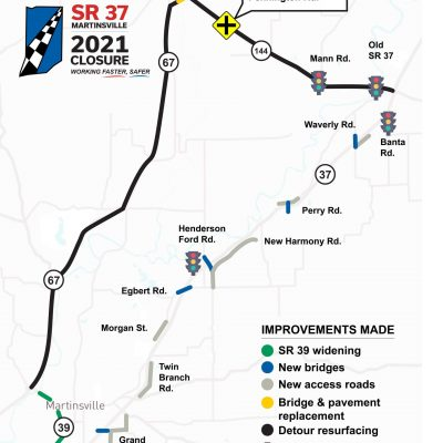 I-69 Road Improvements